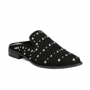 Circus by Sam Edelman slip on studded mules size 8